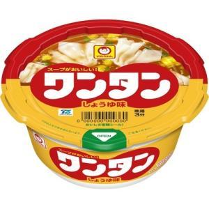 マルちゃん ワンタン しょうゆ味 ケース ( 12コ入 )/ マルちゃん