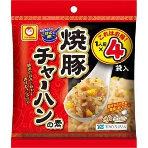マルちゃん 焼豚 チャーハンの素 ( 6.8g*4袋入 )/ マルちゃん soukai