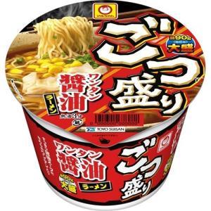 マルちゃん ごつ盛り ワンタン醤油ラーメン ( 1コ入 )/ マルちゃん|soukai