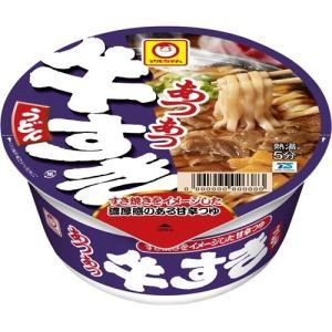 マルちゃん あつあつ牛すきうどん ( 102g )/ マルちゃん