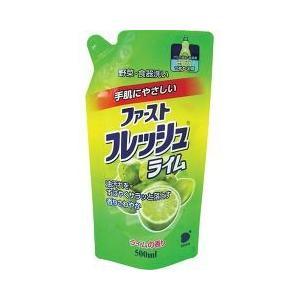 ファーストフレッシュライム 詰替用 ( 500mL ) ( 台所用洗剤 )