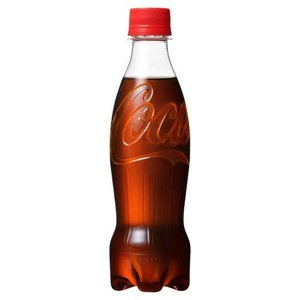 コカ・コーラ ラベルレス ( 350ml*24本入 )|soukai