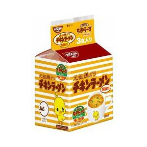 日清チキンラーメン ミニ ( 3食入 )/ チキンラーメン|soukai