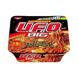 日清焼そばU.F.O ビッグ ( 1コ入 )/ 日清焼そばU.F.O. ( 焼きそば カップ麺 非常食 )