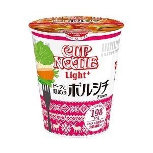 (数量限定)カップヌードル ライトプラス ビーフと野菜のボルシチ ( 1コ入 )/ カップヌードル