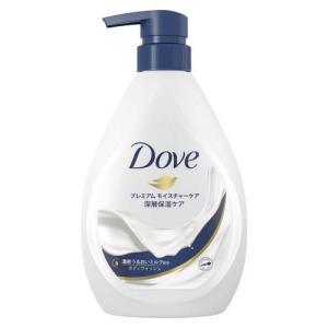 ダヴ ボディウォッシュ プレミアムモイスチャーケア ポンプ ( 500g )/ ダヴ(Dove)|soukai