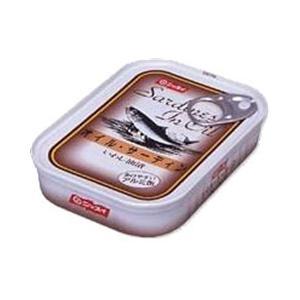 ニッスイ オイルサーディン イージーオープン アルミ ( 110g ) ( オイルサーディン 缶詰 )