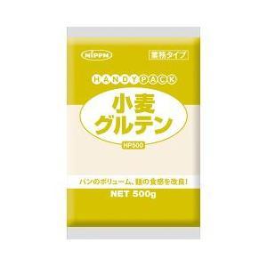 日本製粉 小麦グルテン HP500 ( 500g )