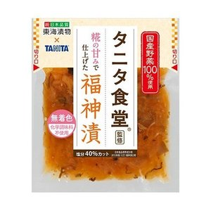 (訳あり)タニタ食堂監修 糀の甘みで仕上げた福神漬 ( 80g )|soukai