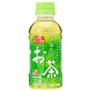 サンガリア あなたのお茶 ( 200mL*30本入 )/ あなたのお茶