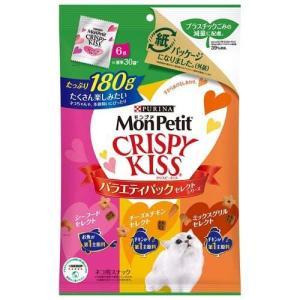 モンプチ クリスピーキッス バラエティーパック セレクトシリーズ ( 180g )/ モンプチ soukai