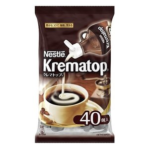クレマトップ ( 4.3mL*40コ入 )