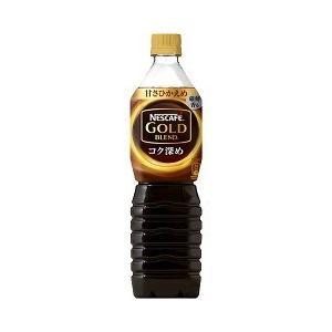 ネスカフェ ゴールドブレンド コク深め ボトルコーヒー 甘さひかえめ ( 900mL )/ ネスカフェ(NESCAFE)