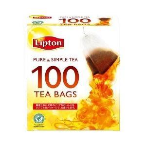 リプトン ピュア&シンプルティー ( 100包 )/ リプトン(Lipton) ( リプトン イエローラベル ティーバッグ ティーバック )