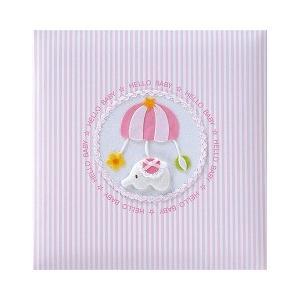 フエルアルバムDigio 誕生用 トイモービル ビス式/Lサイズ ピンク ア-LB-300-P ( 1冊 )/ ナカバヤシ soukai
