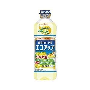 日清キャノーラ油 エコアップ ( 600g )