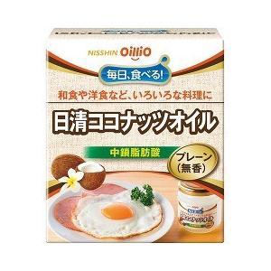 日清ココナッツオイル ( 130g )