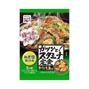 (訳あり)永谷園 ガツンと!スタミナ定食 ねぎ塩豚炒め ( 75.5g )