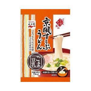 永谷園 FDブロック 京風すぅぷうどん ごま豆乳 ( 17.8g )