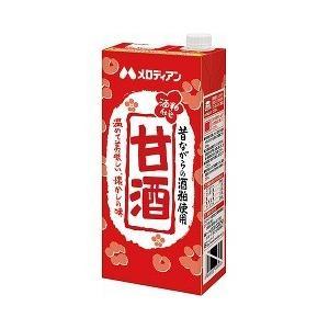 メロディアン 甘酒 ( 1L )
