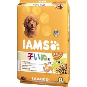 アイムス 12か月までの子いぬ用 チキン 小粒 ( 8kg )/ アイムス ( 【iamsd31609】 )