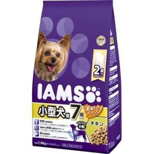 アイムス 7歳以上用 小型犬用 チキン 小粒 ( 1kg )/ アイムス ( 【iamsd71609】 )