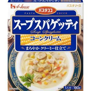 パスタココ スープスパゲッティ コーンクリーム ( 190g )