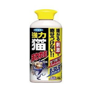 フマキラー 強力猫まわれ右粒剤 猫よけ粒タイプ ...の商品画像