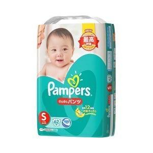 パンパース おむつ さらさらパンツ   スーパージャンボ S ( 62枚入 )/ パンパース ( ベビー用品 )