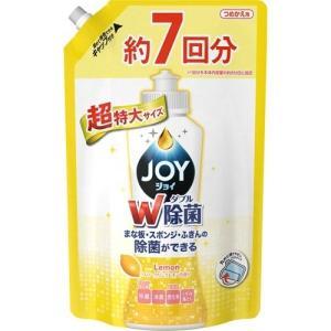 除菌ジョイ コンパクト スパークリングレモンの香り 超特大 つめかえ用 ( 1065mL )/ ジョイ(Joy)