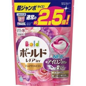 ボールド 洗濯洗剤 ジェルボール3D 癒しのプレミアムブロッ...