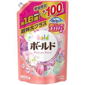 (訳あり)(アウトレット)ボールド プラチナフローラル フローラル&サボンの香り 替 超特大増量品 ( 1360g )/ ボールド|soukai