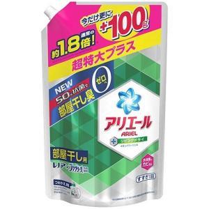 アリエール 洗濯洗剤 リビングドライ イオンパワージェル つめかえ超特大サイズ増量品 ( 1.45kg )/ アリエール soukai