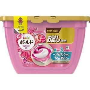 (企画品)ボールド ジェルボール3D 癒しのプレ...の商品画像