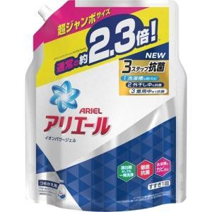 アリエール 洗濯洗剤 液体 イオンパワージェル 詰め替え 超ジャンボ ( 1.62kg )/ アリエ...