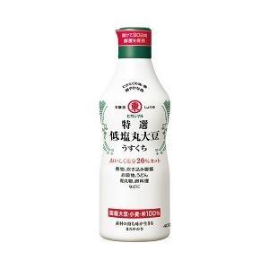 特選低塩丸大豆うすくちしょうゆ ( 400ml )/ ヒガシマル醤油 ちょっとシリーズ