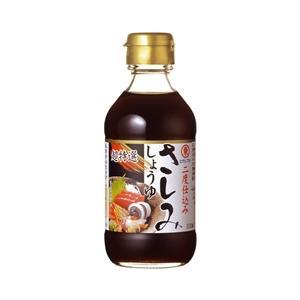 ヒガシマル醤油 さしみしょうゆ ( 200mL )