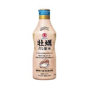 牡蠣だし醤油 ( 400ml )/ ヒガシマル醤油 ちょっとシリーズ
