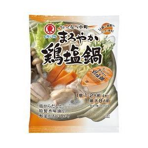 ちょっとなべ小町 まろやか鶏塩鍋 ( 39gx4個 )/ ヒガシマル醤油 ちょっとシリーズ