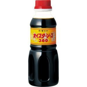富士食品工業 オイスターソース360 業務用 ( 360g ) soukai