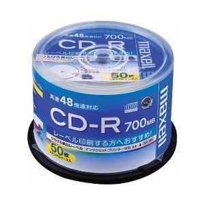 マクセル データ用CD-R 700MB スピンドル ( 50枚 )/ マクセル(maxell)|soukai