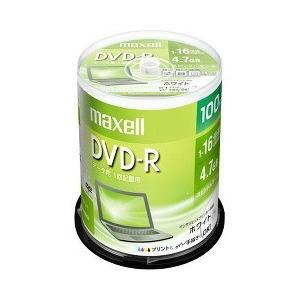 マクセル データ用 DVD-R 4.7GB SP 100枚 ( 100枚 )/ マクセル(maxell)|soukai