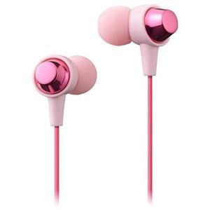 マクセル カナル型ヘッドホン 巻き取りリールタイプ+フィットシリーズ ピンク&ピンク ( 1コ入 )/ マクセル(maxell)|soukai