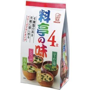 料亭の味 フリーズドライタイプ ( 4食 )/ 料亭の味