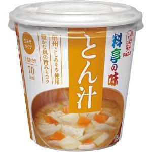 カップ 料亭の味 とん汁 ( 1コ入 )/ 料亭の味
