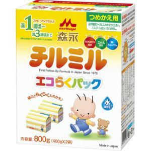 チルミル エコらくパック つめかえ用 ( 400g*2箱 )/ チルミル