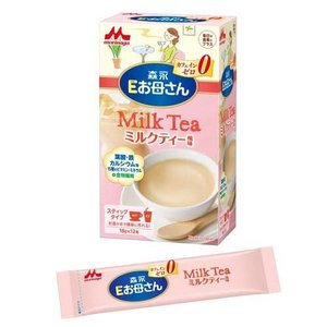 Eお母さん ミルクティ風味 ( 18g*12本入 )/ Eお母さん
