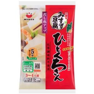 (訳あり)みすず豆腐 ひとくちさん ( 3〜4人前 )|soukai