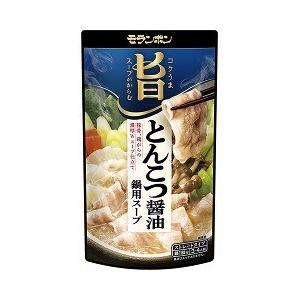 コク旨スープがからむ とんこつ醤油鍋用スープ ( 750g )