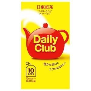 日東紅茶 ディリークラブティーバック ( 10袋入 )/ 日...